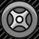 tool, wheel, car, steering
