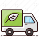 agriculture, agriculture truck, delivery truck, delivery van, delivery vehicle, logistics, truck icon