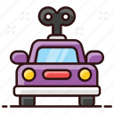cable car, cable transport, car, conveyance, electric, electric car, taxi icon