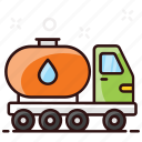 fuel delivery, fuel logistics, fuel tanker, oil, oil container, oil tanker, tanker icon