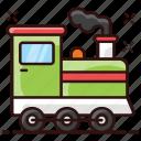 diesel engine, engine, locomotive train, rail engine, train, train engine, transport