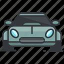 car, transportation, drive, vehicle icon
