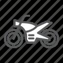 motorcycle, motorbike, race, travel, transportation, vehicle, transport