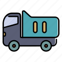 car, delivery, truck
