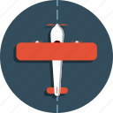 airplane, flight, fly icon