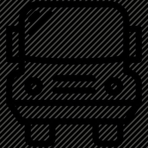 creative, grid, jeep, land, mountain, road, shape, terrain, transport, transportation, vehicle, wheel icon