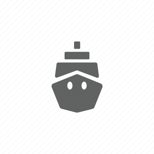 boat, dock, ferry, sail, transportation icon