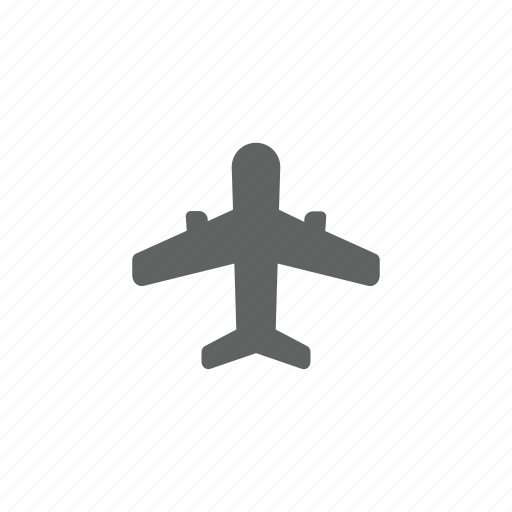 airplane, airport, plane, transportation icon
