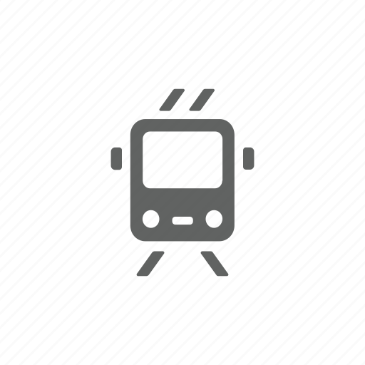 bus, cable, tram, transportation icon