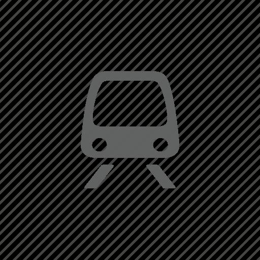 subway, transportation, tube, underground icon