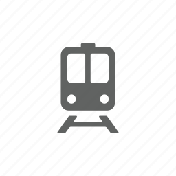 rail, train, transportation, travel icon