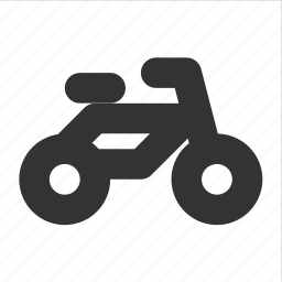 bicycle, bike, transp, transport, velocipede icon