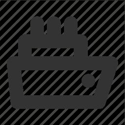 boat, ship, steamship, transp, transport, vessel icon