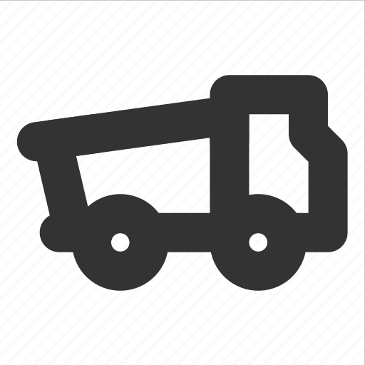 cargo truck, tipper, transp, transport, truck, vehicle icon