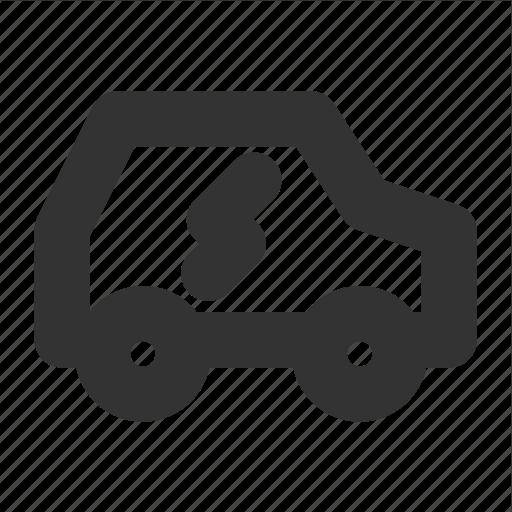 electric car, tesla, transp, transport icon