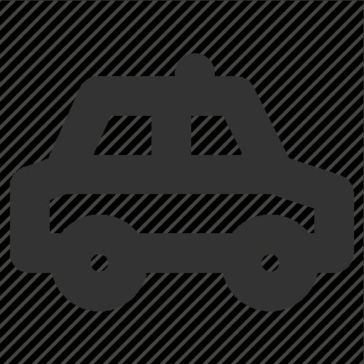 car, police, police car, transp, transport icon