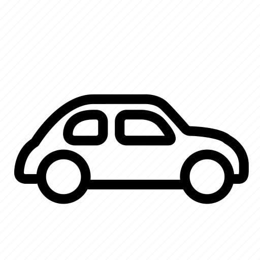 car, jurney, transport, transportation, travel, vacation, vehicle icon