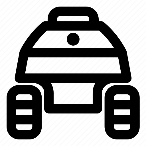 automobile, delivery, tracker, travel, truck, van, vehicle icon