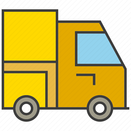 car, cat, logistic, transport, truck, vehicle icon