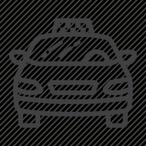 automobile, car, sedan, taxi, tourism, transport, transportation icon