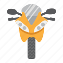 bike, motor, motorcycle, sport, transport, transportation, vehicle icon