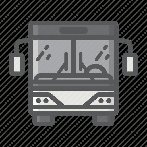 bus, tour, tourism, transport, transportation, trip, vehicle icon