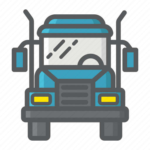 cargo, service, transport, transportation, truck, trucking, vehicle icon