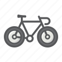 bicycle, bike, healthy, sport, transport, transportation, vehicle icon