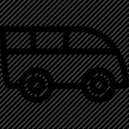 bus, car, microbus, suv, vehicule icon
