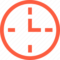 clock, clockface, deadline, period, time, timing icon
