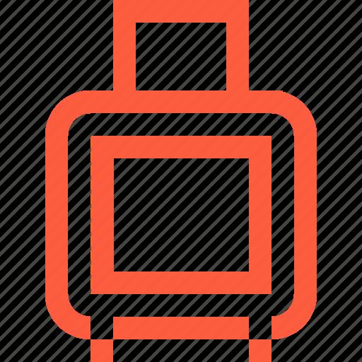 bag, baggage, luggage, travel, valise icon