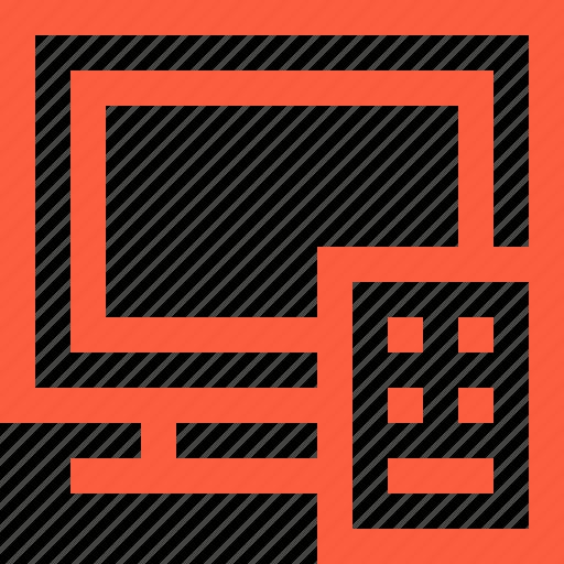 control, device, display, leisure, media, remote, television, tv icon