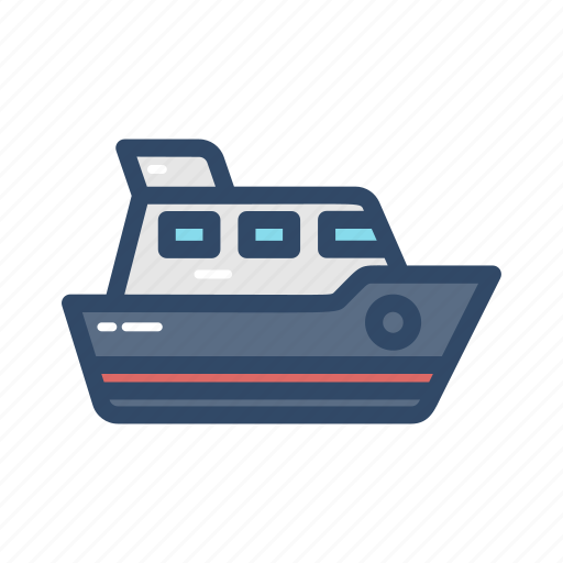 sea, ship, transportation, travel, vehicle icon