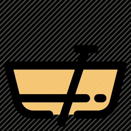 boat, cargo, logistic, transportation icon