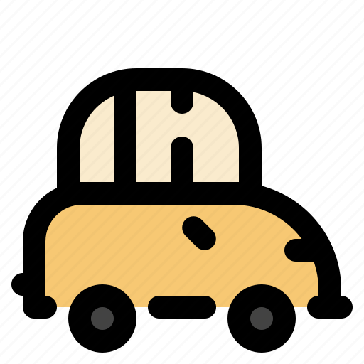 car, cargo, logistic, transportation icon