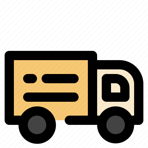 cargo, logistic, transportation, truck icon