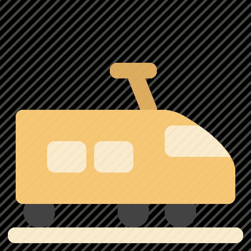 cargo, logistic, train, transportation icon