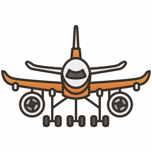 airplane, aviation, flight, transportation, travel icon