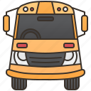 bus, public, transport, travel, vehicle icon