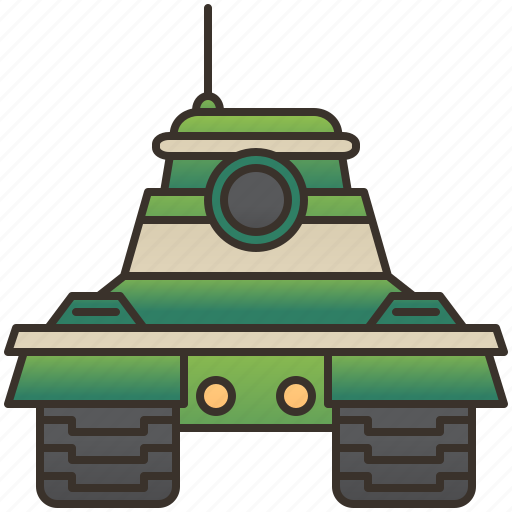 Battle, cannon, military, tank, war icon - Download on Iconfinder