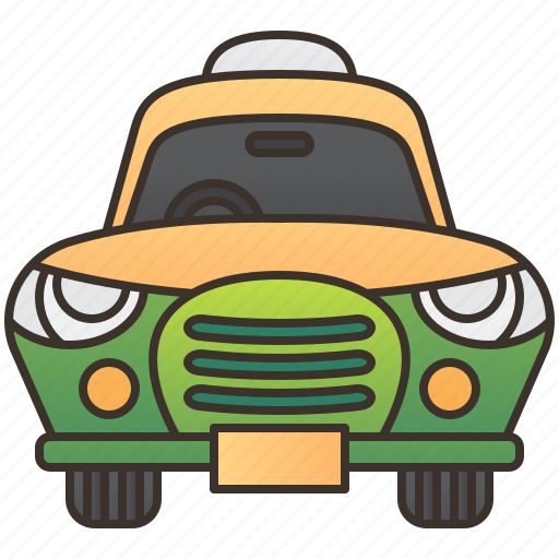 Cab, driver, service, taxi, travel icon - Download on Iconfinder