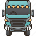 cargo, logistics, lorry, trailer, truck