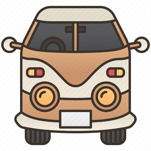 Cargo, courier, delivery, travel, van icon - Download on Iconfinder