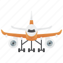 airplane, flight, travel, aviation, transportation