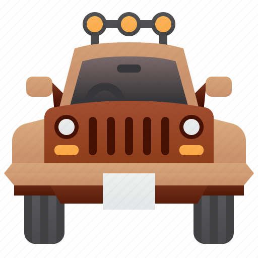 Adventure, jeep, travel, vehicle, wrangler icon - Download on Iconfinder