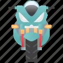 bigbike, biker, motorbike, racing, vehicle icon