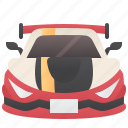 car, racing, sport, supercar, vehicle icon