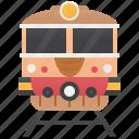 commuter, railway, tourism, train, transportation
