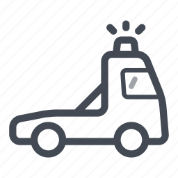 car transport, service, tow truck, towing, transportation icon