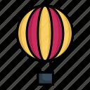 air, balloon, holiday, travel, vacation